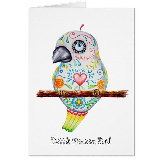 Litle Mexican Bird