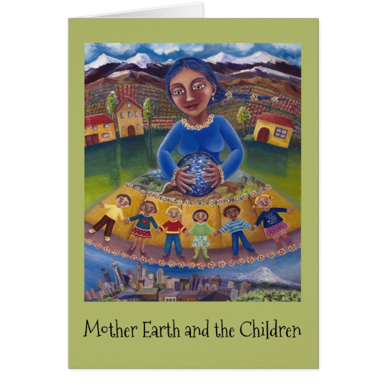 Mother Earth and the Children